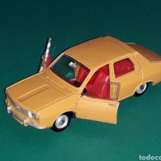 Coches a escala: RENAULT 12 R12 REF. 1424, METAL ESC. 1/43, DINKY TOYS MADE IN FRANCE, ORIGINAL AÑO 1969.. Lote 126883471