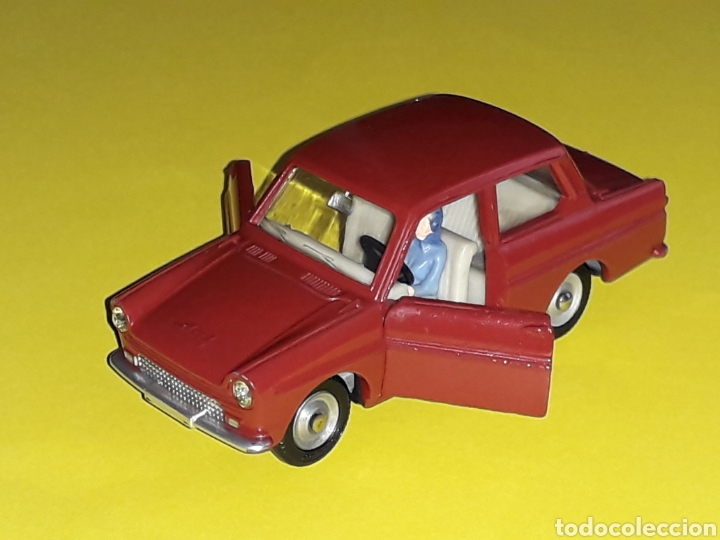 Coches a escala: Daf Saloon ref. 508, metal esc. 1/43, Dinky Toys made in France, original año 1966. - Foto 1 - 126918111