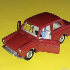 Coches a escala: DAF SALOON REF. 508, METAL ESC. 1/43, DINKY TOYS MADE IN FRANCE, ORIGINAL AÑO 1966.. Lote 126918111
