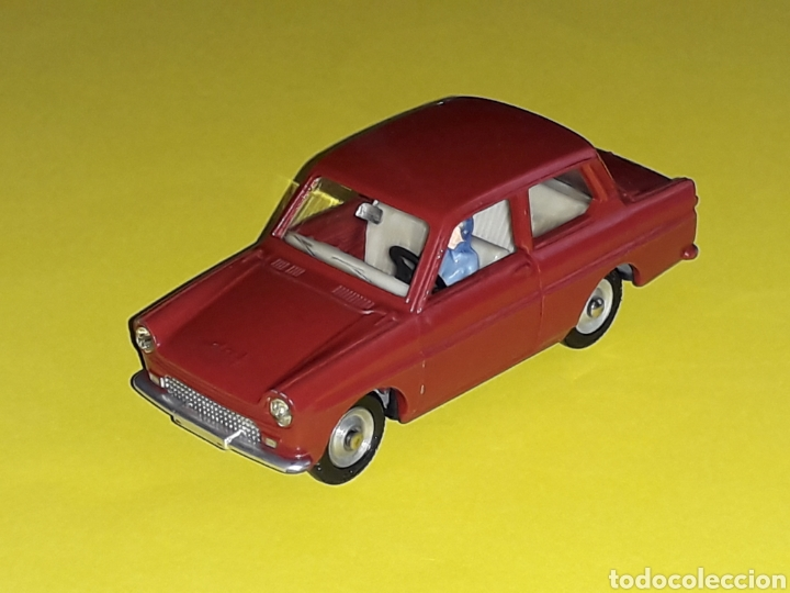Coches a escala: Daf Saloon ref. 508, metal esc. 1/43, Dinky Toys made in France, original año 1966. - Foto 2 - 126918111