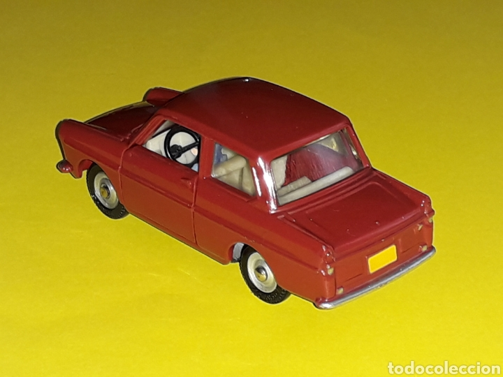 Coches a escala: Daf Saloon ref. 508, metal esc. 1/43, Dinky Toys made in France, original año 1966. - Foto 3 - 126918111
