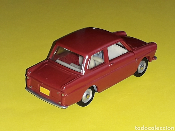 Coches a escala: Daf Saloon ref. 508, metal esc. 1/43, Dinky Toys made in France, original año 1966. - Foto 4 - 126918111
