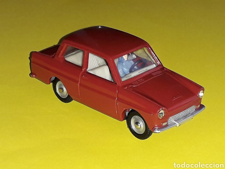 Coches a escala: Daf Saloon ref. 508, metal esc. 1/43, Dinky Toys made in France, original año 1966. - Foto 5 - 126918111