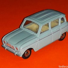 Coches a escala: RENAULT 4 4L REF. 518, METAL ESC. 1/43, DINKY TOYS MADE IN FRANCE, ORIGINAL AÑO 1960.. Lote 126918567