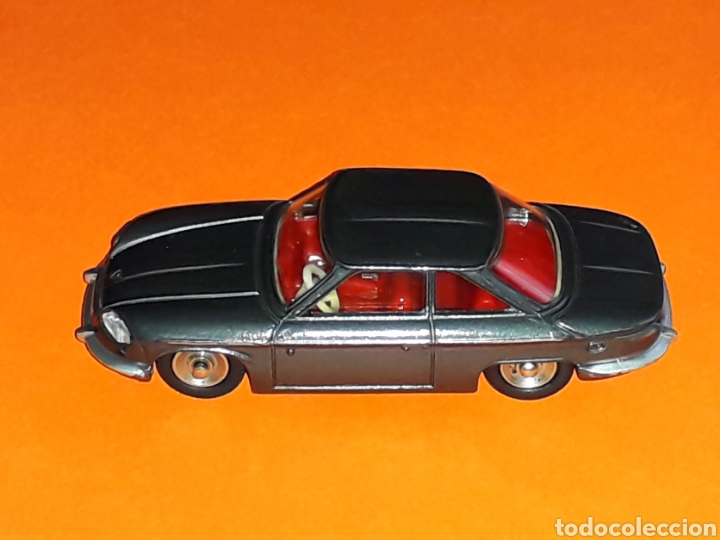 Coches a escala: Panhard 24 CT ref. 524, metal esc. 1/43, Dinky Toys made in France, original año 1964. - Foto 3 - 126919231