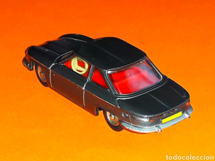 Coches a escala: Panhard 24 CT ref. 524, metal esc. 1/43, Dinky Toys made in France, original año 1964. - Foto 4 - 126919231