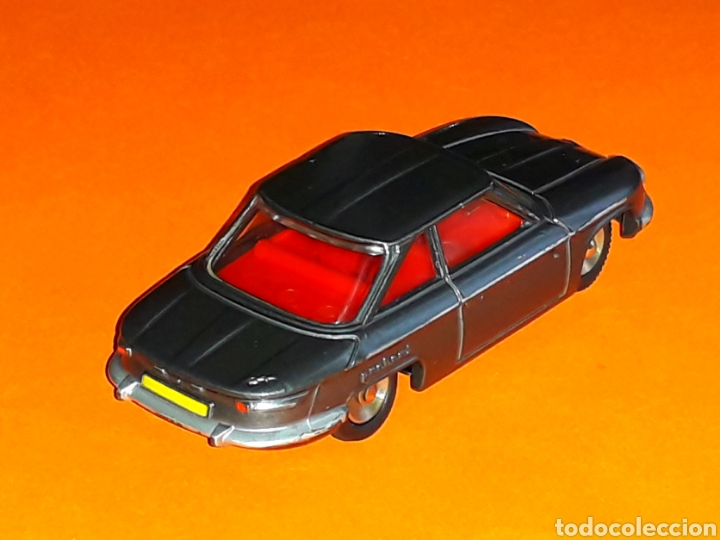Coches a escala: Panhard 24 CT ref. 524, metal esc. 1/43, Dinky Toys made in France, original año 1964. - Foto 5 - 126919231