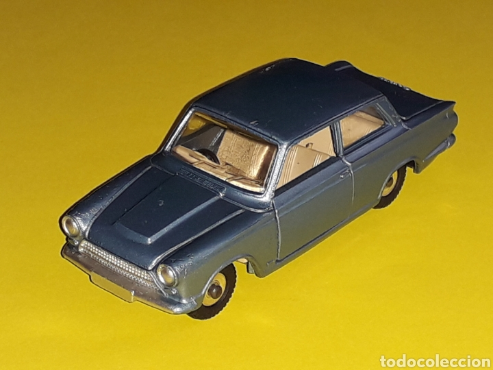 FORD CORTINA REF. 139, METAL ESC. 1/43, DINKY TOYS MADE IN ENGLAND, ORIGINAL AÑO 1963. (Juguetes - Coches a Escala 1:43 Dinky Toys)