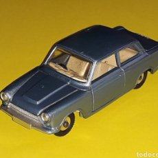 Coches a escala: FORD CORTINA REF. 139, METAL ESC. 1/43, DINKY TOYS MADE IN ENGLAND, ORIGINAL AÑO 1963.. Lote 126919435