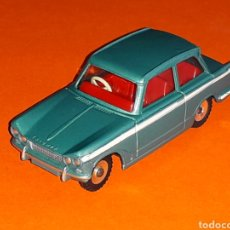Coches a escala: TRIUMPH VITESSE REF. 134, METAL ESC. 1/43, DINKY TOYS MADE IN ENGLAND, ORIGINAL AÑO 1964.. Lote 126919547