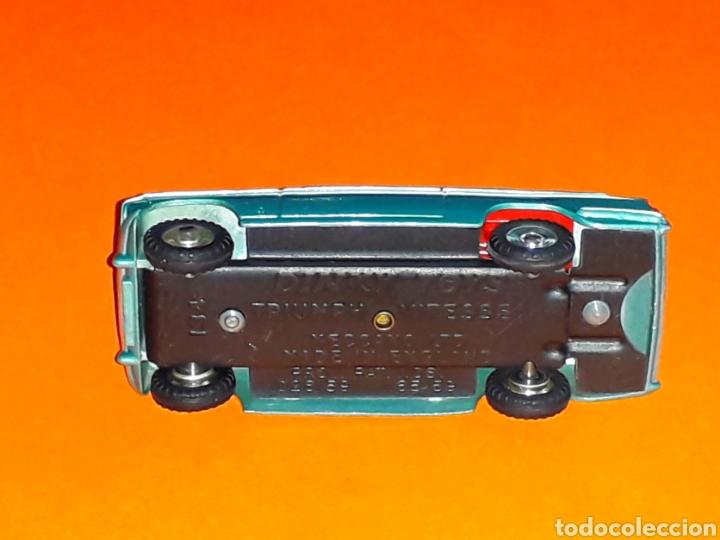 Coches a escala: Triumph Vitesse ref. 134, metal esc. 1/43, Dinky Toys made in England, original año 1964. - Foto 5 - 126919547