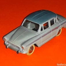 Coches a escala: SIMCA ARONDE P60 REF. 544, METAL ESC. 1/43, DINKY TOYS MADE IN FRANCE, ORIGINAL AÑOS 60.. Lote 126919775