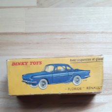 Coches a escala: DINKY TOYS MECCANO RENAULT FLORIDE. Lote 127873239