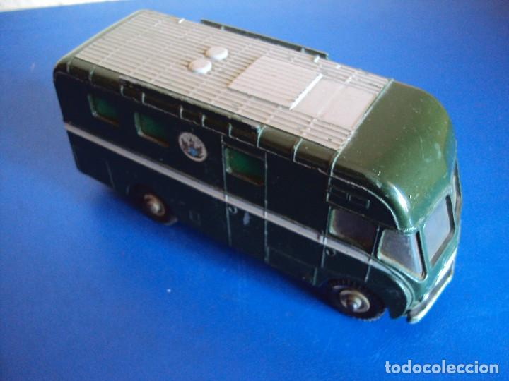 (JU-180700)DINKY SUPERTOYS TV MOBILE CONTROL ROOK 967 - MADE IN ENGLAND - MECCANO LTD (Juguetes - Coches a Escala 1:43 Dinky Toys)