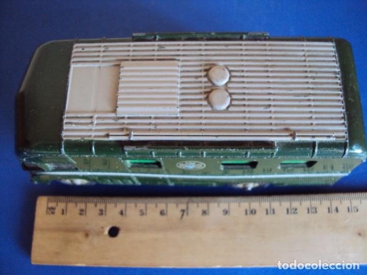 Coches a escala: (JU-180700)DINKY SUPERTOYS TV MOBILE CONTROL ROOK 967 - MADE IN ENGLAND - MECCANO LTD - Foto 5 - 129147359