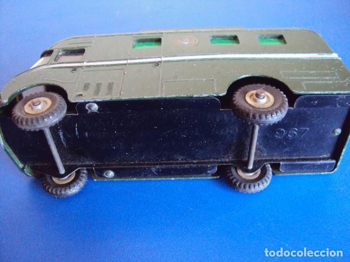 Coches a escala: (JU-180700)DINKY SUPERTOYS TV MOBILE CONTROL ROOK 967 - MADE IN ENGLAND - MECCANO LTD - Foto 7 - 129147359