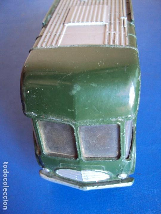 Coches a escala: (JU-180700)DINKY SUPERTOYS TV MOBILE CONTROL ROOK 967 - MADE IN ENGLAND - MECCANO LTD - Foto 2 - 129147359