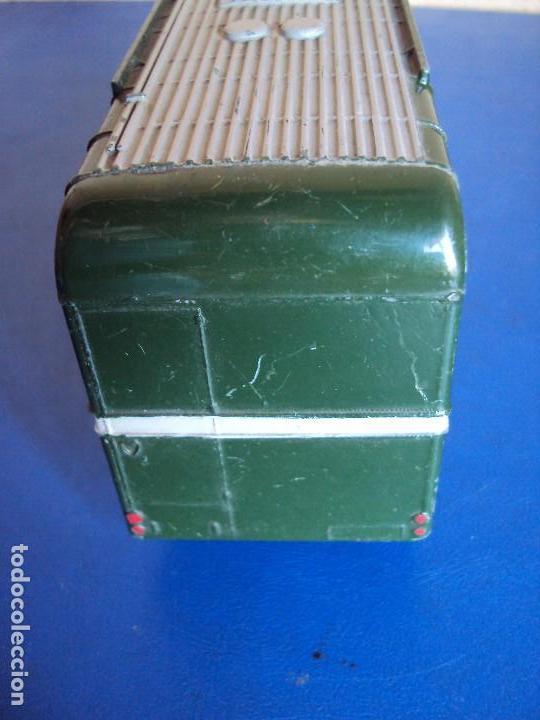 Coches a escala: (JU-180700)DINKY SUPERTOYS TV MOBILE CONTROL ROOK 967 - MADE IN ENGLAND - MECCANO LTD - Foto 4 - 129147359