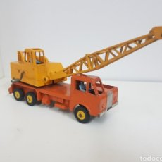 Coches a escala: DINKY SUPERTOYS 972 LORRY MOUNTED KRANE MECCANO LTD. Lote 132388075