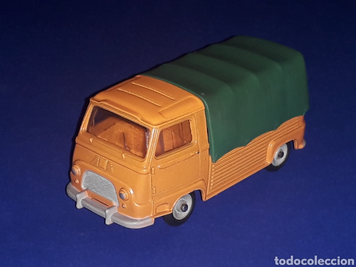 RENAULT ESTAFETTE PICK-UP REF. 563, METAL ESC. 1/43, DINKY TOYS MADE IN FRANCE, ORIGINAL AÑO 1960. (Juguetes - Coches a Escala 1:43 Dinky Toys)