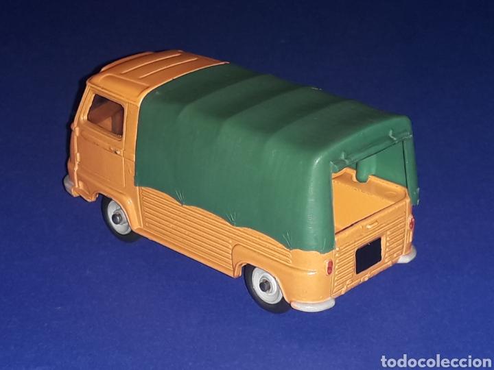 Coches a escala: Renault Estafette Pick-Up ref. 563, metal esc. 1/43, Dinky Toys made in France, original año 1960. - Foto 3 - 133294038
