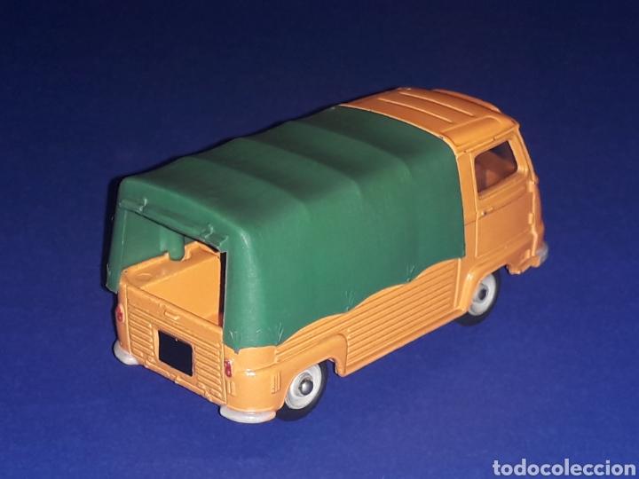 Coches a escala: Renault Estafette Pick-Up ref. 563, metal esc. 1/43, Dinky Toys made in France, original año 1960. - Foto 4 - 133294038