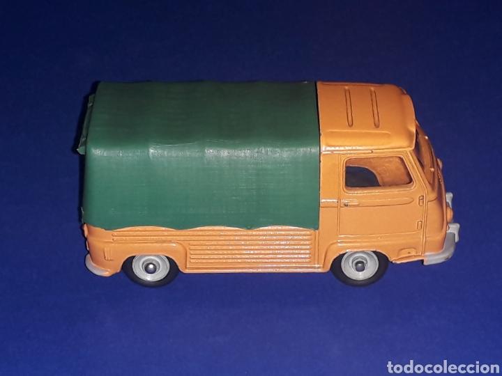 Coches a escala: Renault Estafette Pick-Up ref. 563, metal esc. 1/43, Dinky Toys made in France, original año 1960. - Foto 5 - 133294038