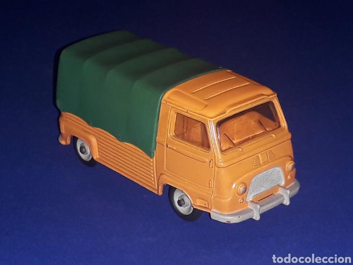 Coches a escala: Renault Estafette Pick-Up ref. 563, metal esc. 1/43, Dinky Toys made in France, original año 1960. - Foto 6 - 133294038