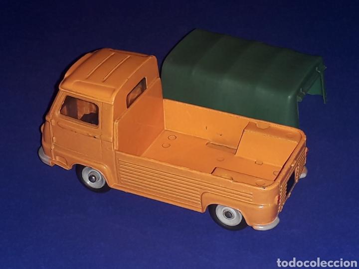 Coches a escala: Renault Estafette Pick-Up ref. 563, metal esc. 1/43, Dinky Toys made in France, original año 1960. - Foto 7 - 133294038