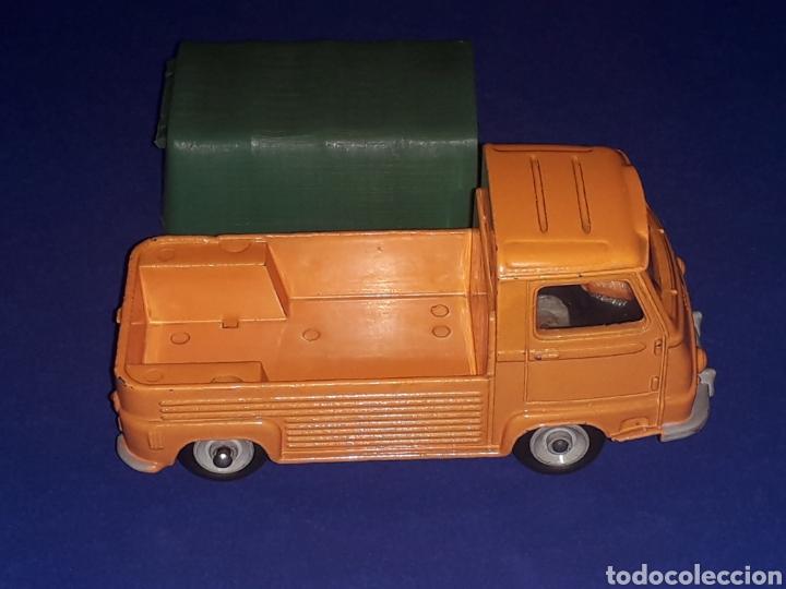 Coches a escala: Renault Estafette Pick-Up ref. 563, metal esc. 1/43, Dinky Toys made in France, original año 1960. - Foto 8 - 133294038