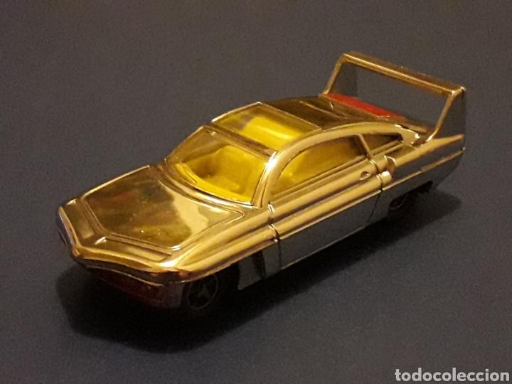 Coches a escala: Sam´s Car from Joe 90, ref. 108, metal, motor interior, Dinky Toys made in England, original 1969. - Foto 2 - 134870446