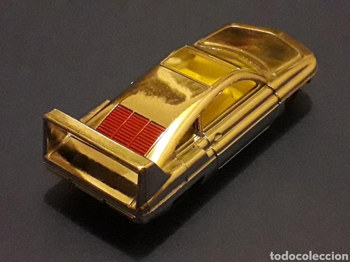 Coches a escala: Sam´s Car from Joe 90, ref. 108, metal, motor interior, Dinky Toys made in England, original 1969. - Foto 5 - 134870446