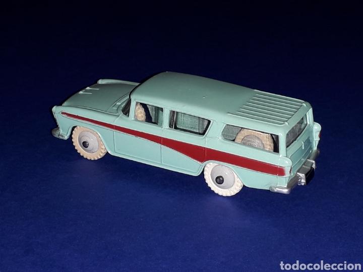Coches a escala: Nash Rambler *turquesa* ref. 173, metal esc. 1/43, Dinky Toys made in England, original 1957. - Foto 5 - 135624762