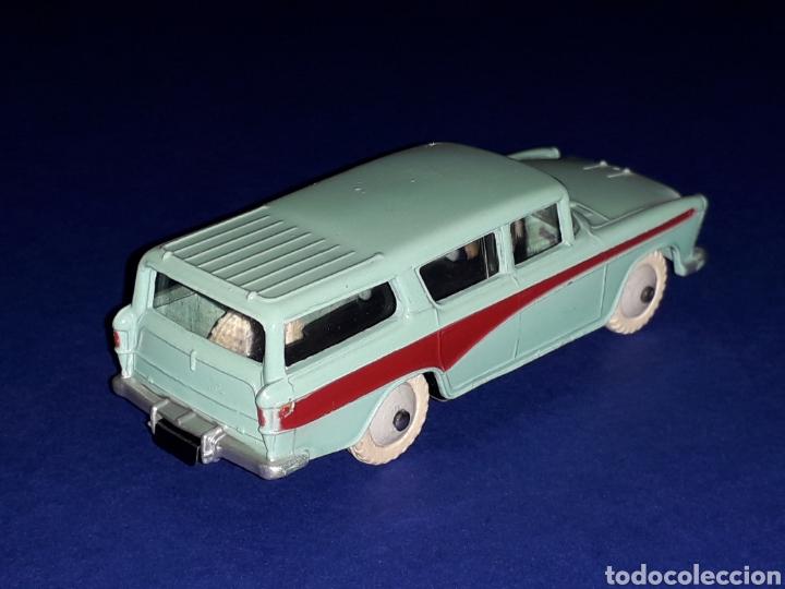 Coches a escala: Nash Rambler *turquesa* ref. 173, metal esc. 1/43, Dinky Toys made in England, original 1957. - Foto 6 - 135624762