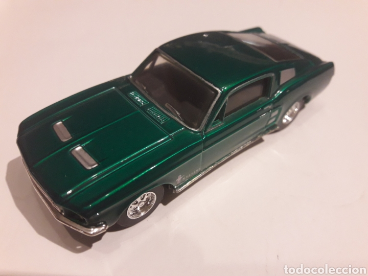 FORD MUSTANG DINKY TOYS MARCHBOX AÑOS 80S (Juguetes - Coches a Escala 1:43 Dinky Toys)