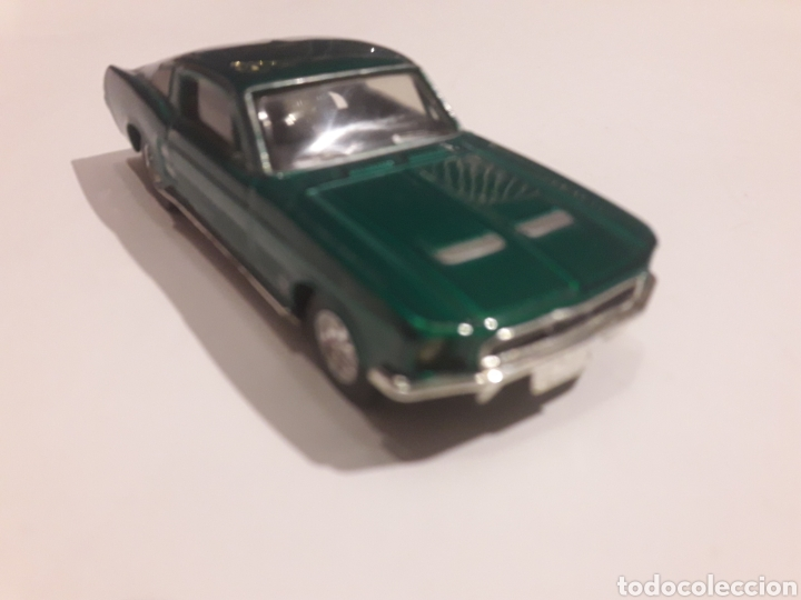 Coches a escala: FORD MUSTANG Dinky Toys Marchbox Años 80s - Foto 4 - 136640166