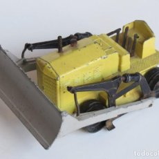 Coches a escala: DINKY SUPERTOYS - BLAWKNOX BULLDOZER - MADE IN ENGLAND BY MECCANO LTD. Lote 141550134