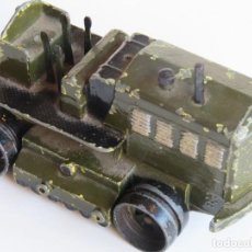 Coches a escala: DINKY SUPERTOYS - HEAVY TRACTOR - MADE IN ENGLAND BY MECCANO LTD. Lote 141550562