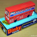 Coches a escala: ATLANTEAN CITY BUS 291 (EN METAL) DINKY TOYS DE MECCANO - AÑO 1975 - BIEN CONSERVADO. Lote 142528446