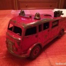 Coches a escala - Camión bomberos Super Dinky toys Meccano - 146435834