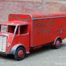 Coches a escala: DINKY SUPERTOYS GUY, SLUMBERLAND, MADE IN ENGLAND, MECCANO LTD, AÑOS 50.. Lote 146996790