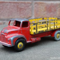 Coches a escala: DINKY SUPERTOYS, LEYLAND COMET, MADE IN ENGLAND BY MECCANO LTD, AÑOS 50.. Lote 146997238