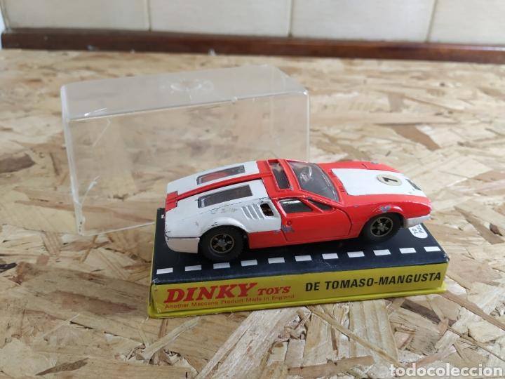 DE TOMASO - MANGUSTA DINKY TOYS (Juguetes - Coches a Escala 1:43 Dinky Toys)