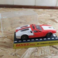 Model Cars - De Tomaso - Mangusta Dinky Toys - 147133320