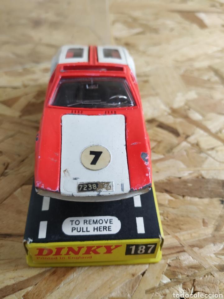 Coches a escala: De Tomaso - Mangusta Dinky Toys - Foto 2 - 147133320