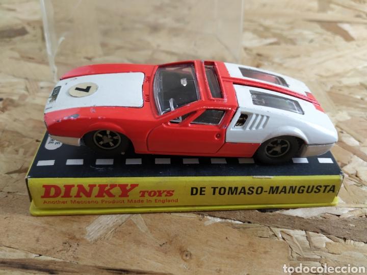 Coches a escala: De Tomaso - Mangusta Dinky Toys - Foto 3 - 147133320