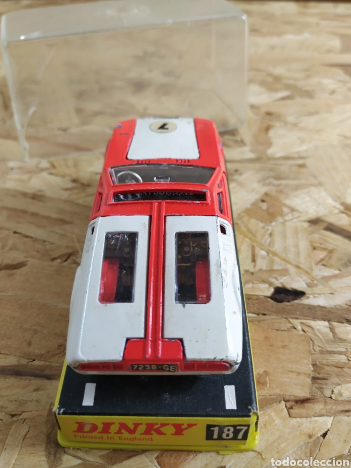 Coches a escala: De Tomaso - Mangusta Dinky Toys - Foto 4 - 147133320