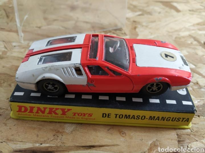 Coches a escala: De Tomaso - Mangusta Dinky Toys - Foto 5 - 147133320