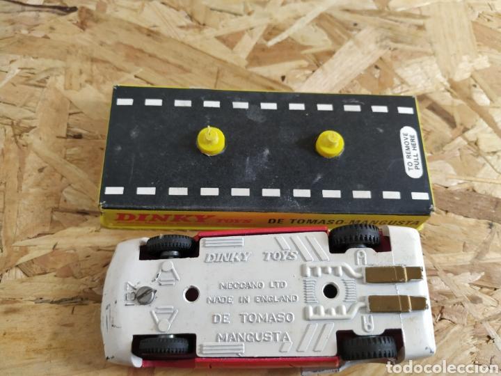 Coches a escala: De Tomaso - Mangusta Dinky Toys - Foto 6 - 147133320