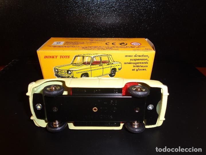 Coches a escala: Renault R8 de Dinky Toys núm. 517 de Agostini Réplica - Foto 4 - 150578958